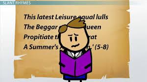 external rhyme definition u0026 examples video u0026 lesson transcript