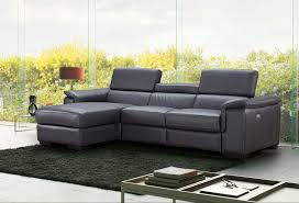 Power Sectional Sofa Premium Leather Sectional Sofa With Power Recliner Nj