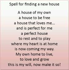 find my perfect house magick spells spell for finding a new house peace and balance