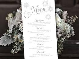 diy wedding menu cards best 25 menu card template ideas on free menu