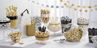 candy table for wedding wedding candy buffet supplies wedding candy bar party city