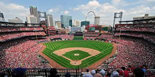 a was hit by stray bullet during a st louis cardinals