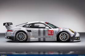 porsche 911 race car ausmotive com geneva 2014 porsche 919 hybrid u0026 911 rsr