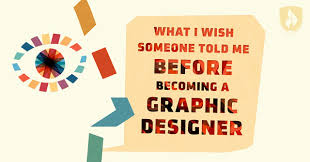 what i wish someone told me before becoming a graphic designer