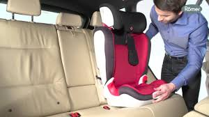 siege romer kidfix installation du siège auto kid xp groupes 2 et 3 de römer