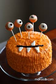 61 easy halloween cakes recipes and halloween cake decorating ideas