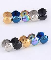 back earrings for men compare prices on back earrings men online shopping buy low