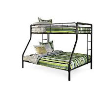 Iron Bunk Bed Essential Home Black Metal Bunk Bed