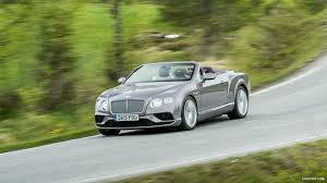 silver bentley 2016 bentley continental gt v8 convertible silver taupe front