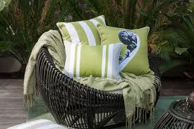 Harvey Norman Swing Chair by Fern Frond Square Cushion By Mulberi Harvey Norman New Zealand