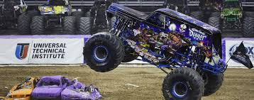 next monster truck show monster jam u s bank stadium