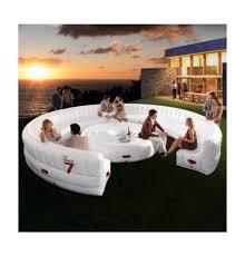 canapé gonflable piscine canapé gonflable sofalune 22667