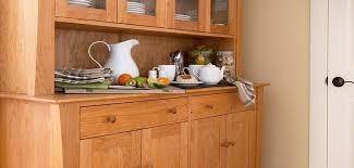 mission u0026 craftsman china cabinets vermont woods studios