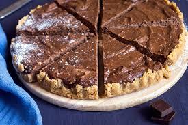 jeux de cuisine tarte au chocolat tarte au chocolat facile la meilleure recette