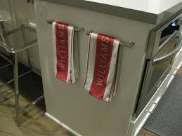 kitchen towel bars ideas stainless cabinets kitchen towel rack kitchen towel rack