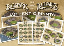 I Used To Be All - there used to be a ballpark ballpark prints and posters from