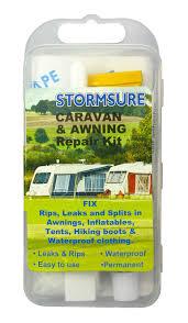 How To Repair An Awning Stormsure Caravan And Awning Repair Kit In Box