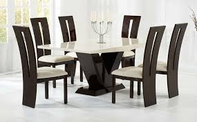 Dining Room Sets For 6 Dining Table Set Fine Dining Table Set Sets For 6 On Design Dining