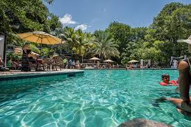 pool area about us where beauty and nature combine