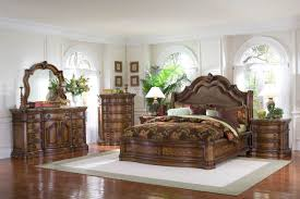 Elegant Queen Bedroom Sets Bedroom Attractive Home Bedroomer Featuring Black Wall Scheme