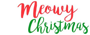 meowy christmas meowy christmas meowychristmas