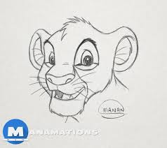 young simba toon boom harmony quick sketch pinterest young