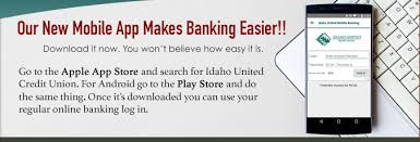 state employees credit union app for android idaho united credit union