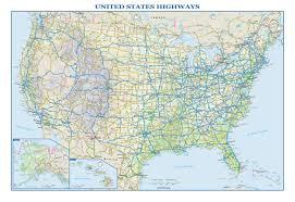 map us states highways map usa states highways lapiccolaitalia info