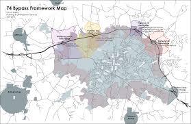 Cleveland Map Logistical Advantages Cleveland County Economic Development
