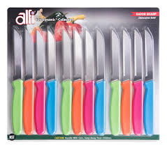 kitchen knives alfi cutodynamic made in usa 12 set sandwich knives