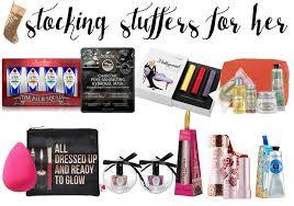 christmas stuffers 10 beauty stuffers for