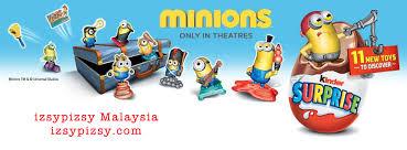 Where To Buy Minion Tic Tacs Minion Kinder Surprise Egg Izsypizsy