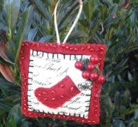best 25 sewn ornaments ideas on fabric