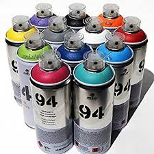 Cheap Spray Paint For Graffiti - montana mtn 94 spray paint 400ml popular colors set of 12 graffiti