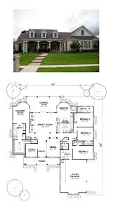 Tuscan Farmhouse Plans Best 25 4 Bedroom House Plans Ideas On Pinterest Country House