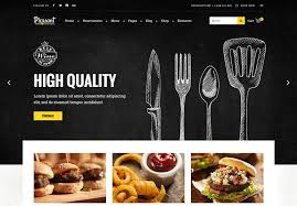 themes wordpress restaurant free 140 best cafe restaurant wordpress themes free premium