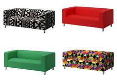 sofa klippan ikea klippan cover 2 seat sofa loveseat slipcover granan turquoise