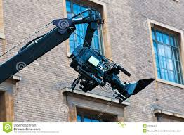 camera crane royalty free stock photography image 22118497