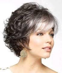 gray hair popular now 3 wavy haircut bangs curly shag nyc now pinterest haircut