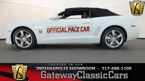 2010 camaro pace car for sale 2011 chevrolet camaro pace car gateway cars indianapolis