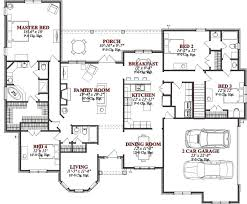 4 bedroom house floor plans blueprints 4 bedroom house lkc1 club