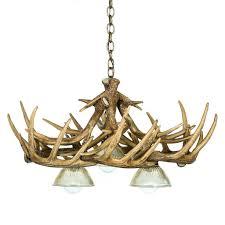 Deer Antler Chandelier Canada Whitetail Deer Antler Chandeliers Cast Horn Designs