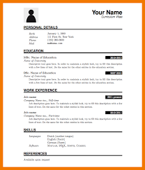 Mailroom Clerk Job Description Resume 9 Example Of Simple Cv Mailroom Clerk