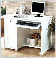 Computer Desk With Printer Storage Desks With Printer Storage Photo 2 Of 5 Image For White