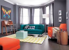 Living Room With Orange Sofa Exles Of Color Living Room You Are Viewing Must Hum Ideas
