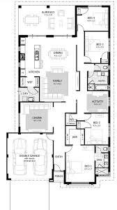 4 bedroom house plans one story 4 bedroom house plans home designs celebration homes