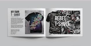 t shirt catalogue template by adekur3 graphicriver