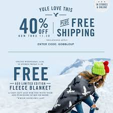 american eagle outfitters yule this sale ad blackfriday