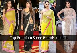 top designers top premium designer saree brands in india looksgud in