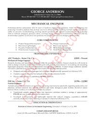 Sample Mechanical Design Engineer Resume Mechanical Design Engineer Resume Example Download Sample Within